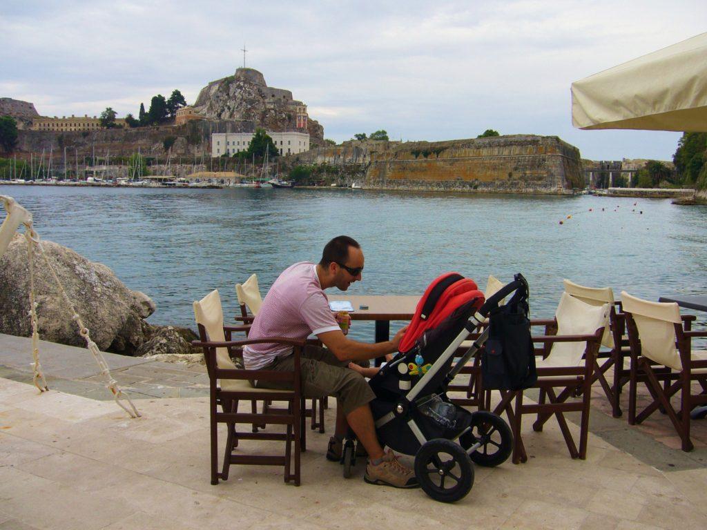 Trotajoches, la familia viajera en Creta, Islas Griegas