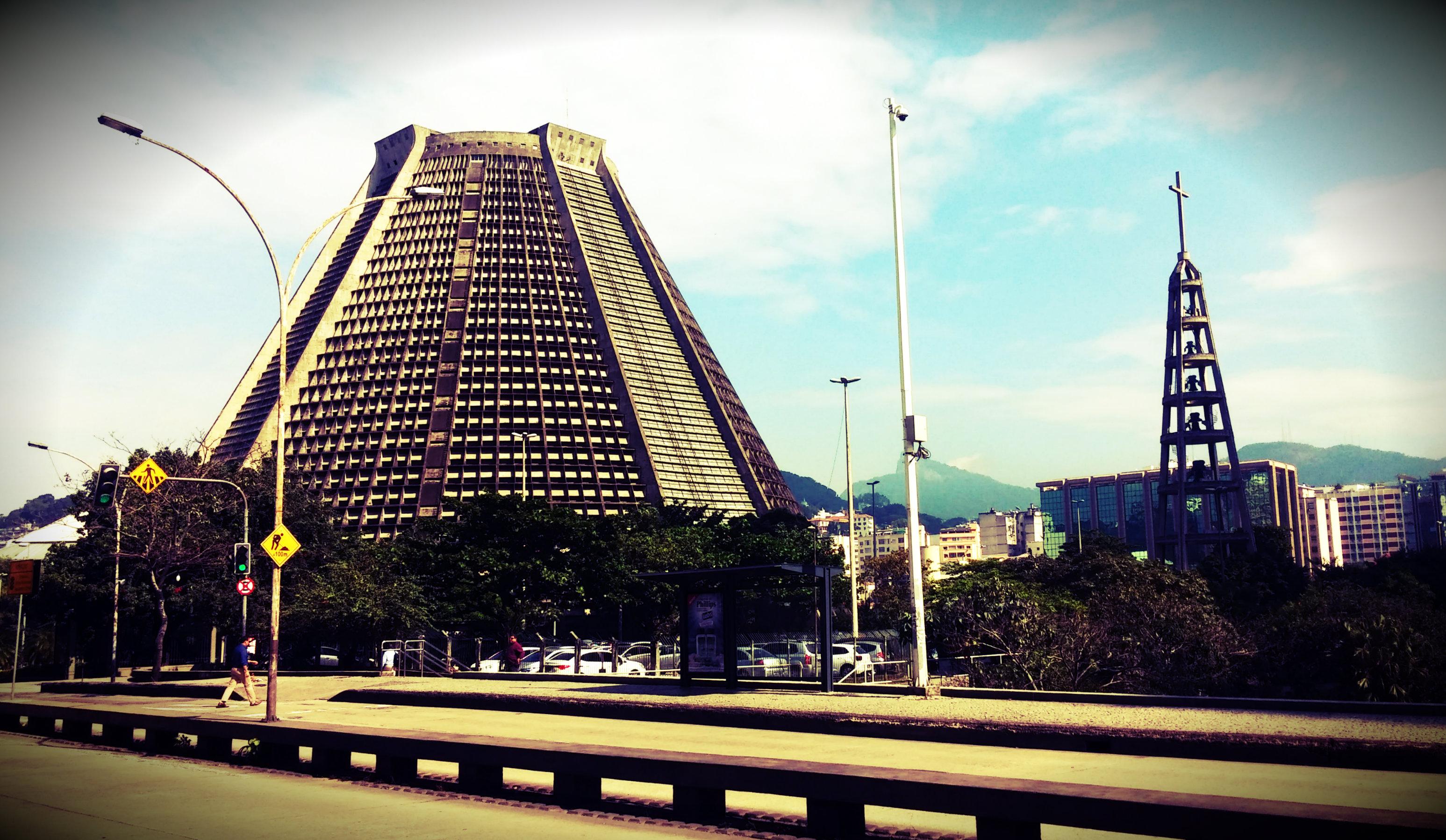 Catedral de San Sebastián de Río de Janeiro