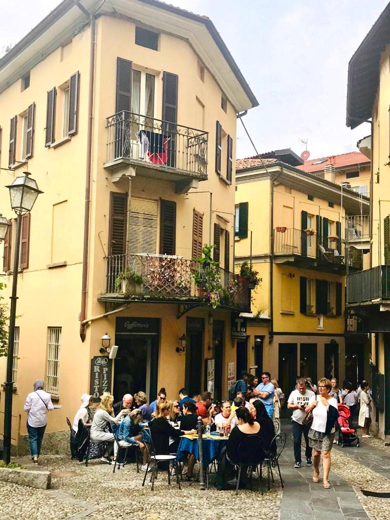 Bar en Bellagio