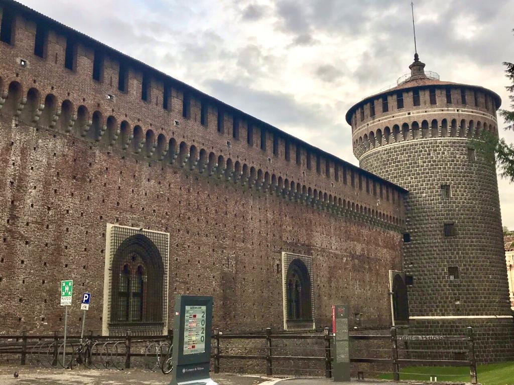 Castello Sforcezco