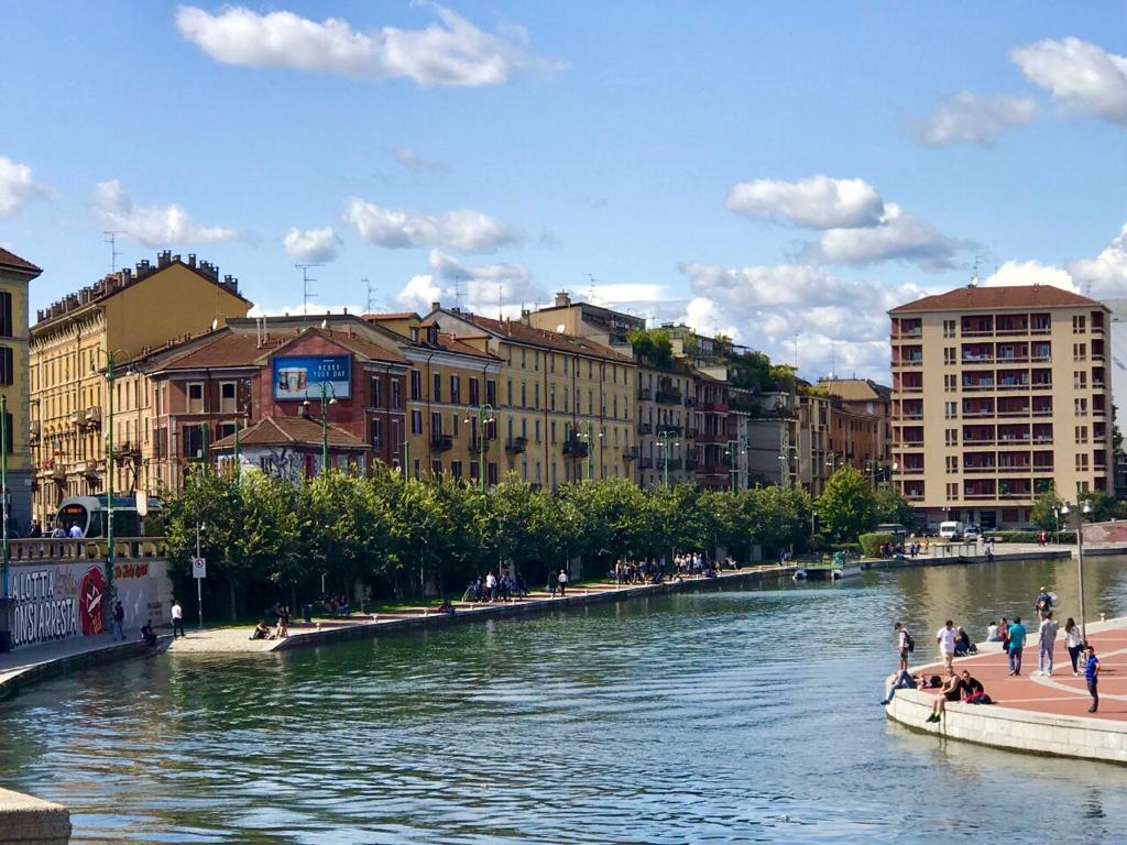 Canal de Naviglio