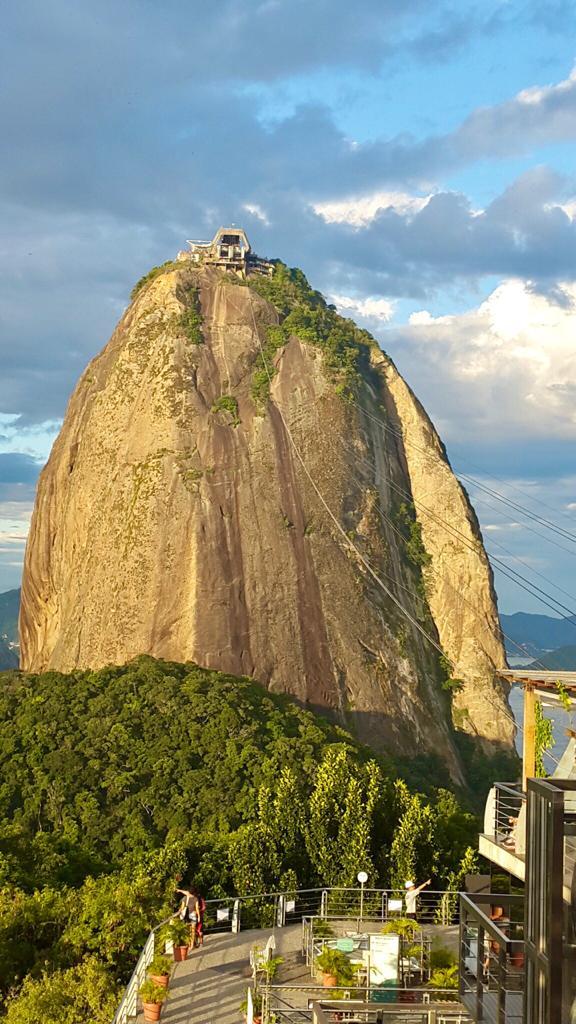 Vista del Pan de Azúcar desde el Cerro da Urca